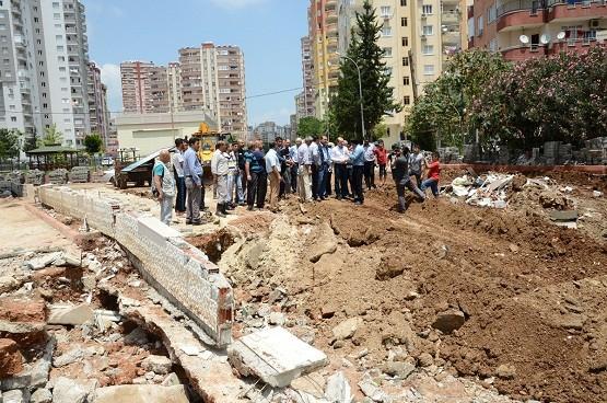 Sel Felaketi Adana'nın Altyapısı Hakkında Rehber Oldu galerisi resim 1