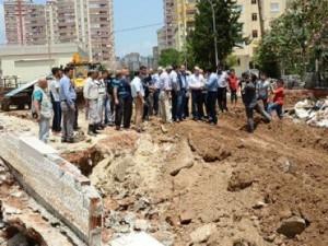 Sel Felaketi Adana'nın Altyapısı Hakkında Rehber Oldu