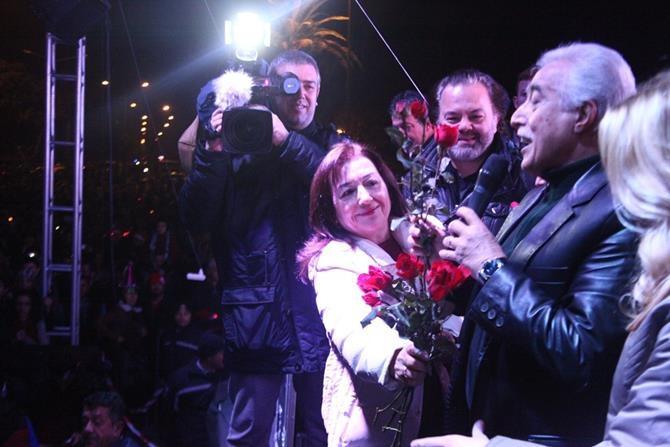 Adana'da Yılbaşı Kutlamalarından Renkli Görüntüler galerisi resim 5