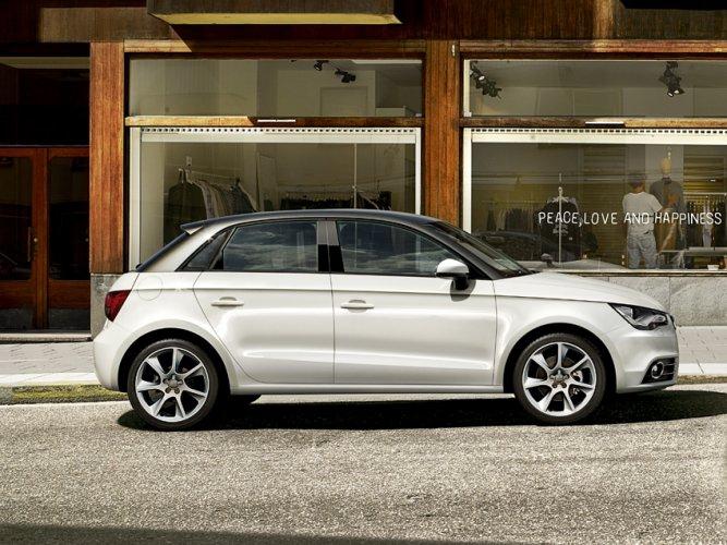 Audi A1 Sportback galerisi resim 5
