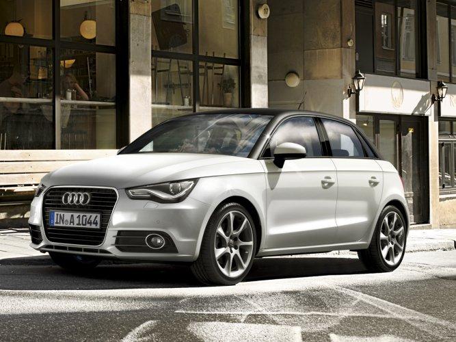 Audi A1 Sportback galerisi resim 6