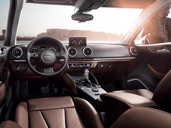 Yeni Audi A3 galerisi resim 1