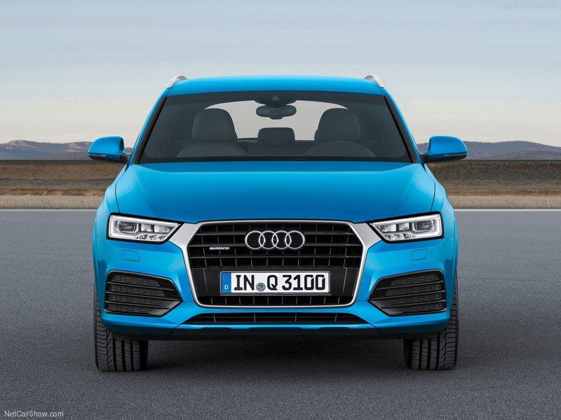 Audi Q3 (2015) galerisi resim 1
