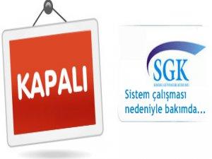 SSK Hizmet Dökümü Sayfası Neden Açılmıyor