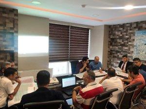 Büyükşehir'de Coğrafi Bilgi Sistemleri Toplantısı