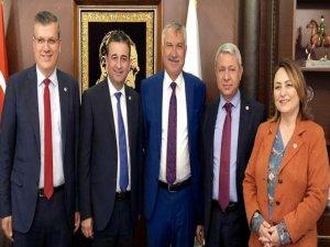 Adana'da 31 Mart Vakasının 1. Yıldönümü