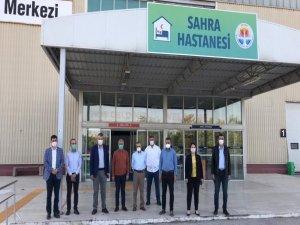 Adana sahra hastanesi ile ilgili tartışmalar büyüyerek devam ediyor