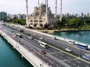 Adana Büyükşehir Belediyesi Girne Köprüsü genişletme çalışmalarını tamamladı