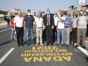 Zeydan Karalar: Adana'da asfaltsız yol bırakmayacağız