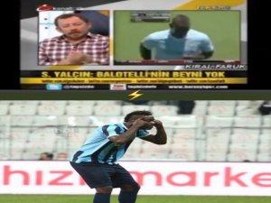 Murat Sancak'tan Balotelli sözleri: Bir deliye, deli denmez!