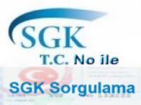TC Kimlik No ile SGK Sorgulama
