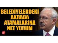 Kılıçdaroğlu'ndan siyasi ahlak yasası çağrısı