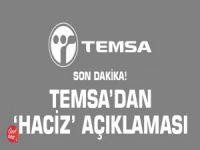 Son dakika… TEMSA'dan 'haciz' açıklaması