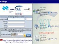 SGK e-Bildirge