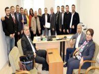 CHP Adana'da İl Yönetimi'nde Görev Bölümü Yaptı