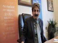 """EMO Başkanı Mehmet MAK """"Ülkemiz Nükleer Çöplüğe Dönmesin"""""""