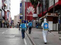 Adana'da Koronavirüs ve sinekle mücadele devam ediyor