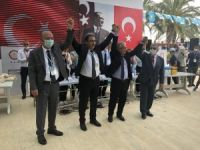 İYİ Parti Adana İl Kongresi'nde oylamaya geçildi, işte listeler
