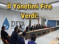 DEVA Partisi İl Yönetimi Adana'da fire verdi