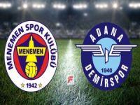Menemenspor - Adana Demirspor maçı şifresiz yayınlanacak!