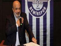 Adana Demirspor Başkanı Murat Sancak: En ucuz loca 500 bin TL olacak