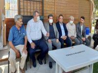 MHP'li Avcı ve Varlı'dan Mahalle Ziyaretleri