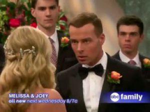 Melissa And Joey 3. Sezon 35. Bölüm Fragmanı