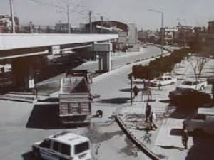 Adana'da Trafik Kazaları Mobese'ye Böyle Yansıdı