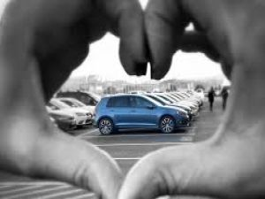 Volkswagen Lovemark