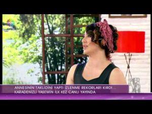 Her Şey Dahil - Karadenizli Yasemin Sakallıoğlu