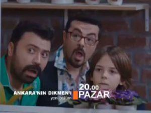 Ankara'nın Dikmeni 23. Bölüm Fragmanı (21 Aralık Pazar)