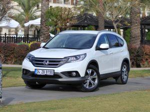 Honda CR-V 1.6 dizel test sürüşü inceleme