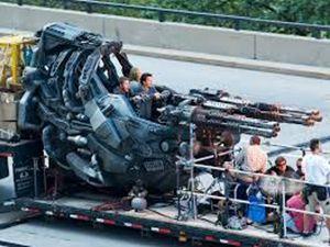 Transformers: Age of Extinction Fragmanı (İlk Sitemizde)