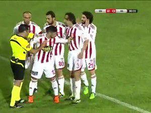 galatasaray'ın sivasspor maçındaki çok tartışılan penaltı pozisyonu